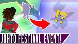 CATCHING THE RAREST POKEMON IN GEN 2! Pokemon GO Worldwide Johto Event! Rare Generation 2 Spawning!