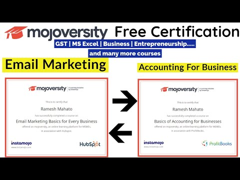 Free Verified Courses With Certificate | Accounting for Business
