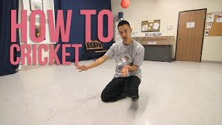 How to do Crickets | Power Move Basics | Beginners Guide