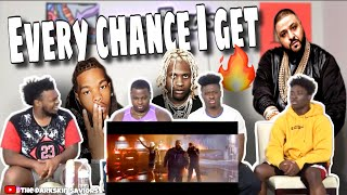 DJ Khaled - EVERY CHANCE I GET 🔥🔥🤯 ft. Lil Baby, Lil Durk (Official Music Video) |Reaction|