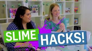 The Ultimate Slime Hack with Karina Garcia