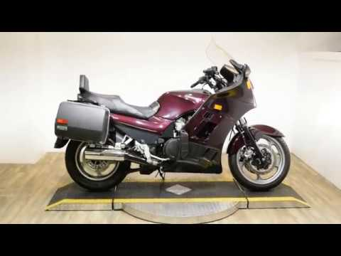 1999 Kawasaki Concours ZG1000 in Wauconda, Illinois - Video 1