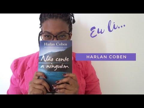 [Resenha] Não conte a ninguém - Harlan Coben