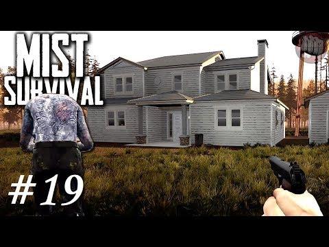 LeV | CZ&SK | Mist Survival | #19 | Cyba za chybou a vojenská báze | 4K