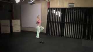 ZWOW #13 - Tabata 12 Minute Workout - Арт декорирование