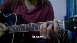 Zara Si Dosti Guitar Chords Lesson | Arijit Singh | Happy Bhag Jayegi
