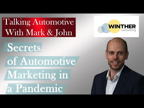 Talking Automotive - Secrets of automotive marketing in a pandemic