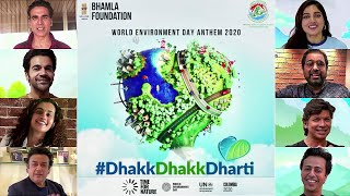 Dhakk Dhakk Dharti | World Environment Day 2020 | Akshay Kumar, Rajkummar R, Bhumi P, Taapsee P - Download this Video in MP3, M4A, WEBM, MP4, 3GP
