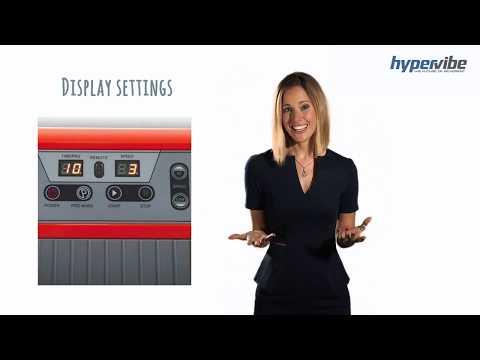 Hypervibe vs Powerfit 13