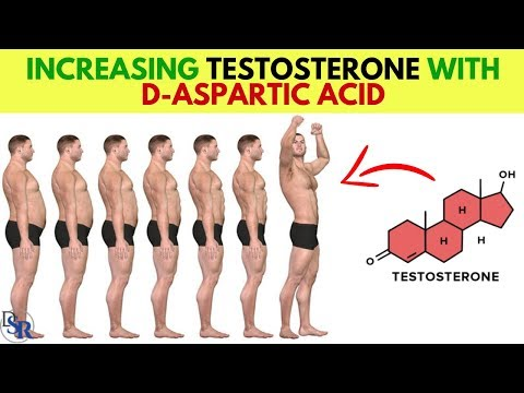 👉Increasing Testosterone With D-Aspartic Acid - Research Reveals The Truth