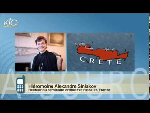 La réaction de l'Eglise orthodoxe russe aux conclusions du Concile orthodoxe
