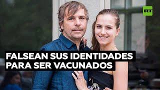VACUNAS CONTRA EL COVID, MILLONARIOS SE SALTARON LA LISTA