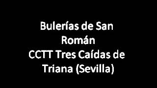 Bulerías De San Román - CCTT Tres Caídas De Triana (Sevilla)