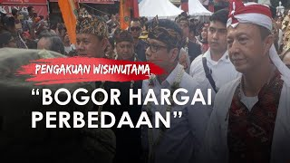 Hadir di Bogor Street Festival CGM 2020, Wishnutama: Kota Bogor Betul-betul Menghargai Perbedaan