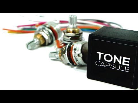 DARKGLASS TONE-CAPSULE Aktivní elektronika pro baskytaru