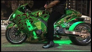 Biker Rallies Bama Bike Fest Hmong Video