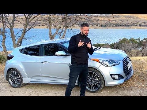 უხეში ტესტ დრაივი - Hyundai Veloster - ხიშტი მინუს 200!!!