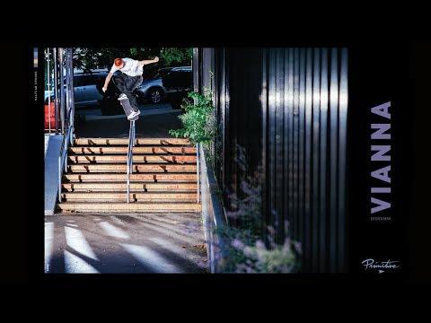 Giovanni Vianna for Primitive Skate