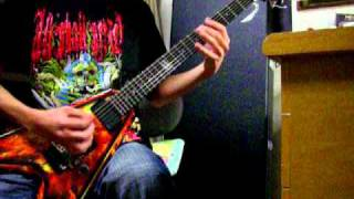 Job For A Cowboy - Relinquished - Cover