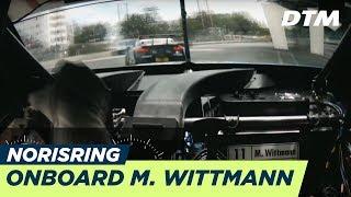 DTM - Norisring 2018 Race1 Onboard Wittmann