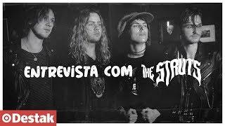 THE STRUTS | Luke Spiller comenta show no Lollapalooza Brasil 2019