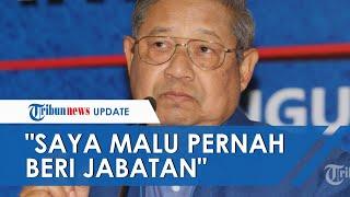 Moeldoko Jadi Ketum Demokrat Versi KLB dan Kenakan Jas Biru, SBY: Saya Malu Pernah Beri Jabatan