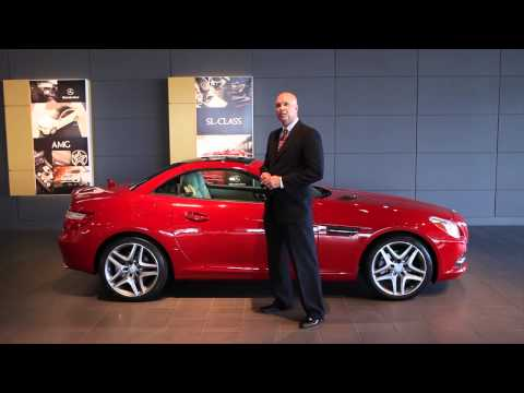 2014 Mercedes-Benz SLK-Class Walkaround