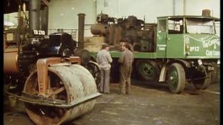 FRED Episode 1 - The World At Your Feet - Fred Dibnah