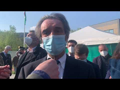 "Fontana: ""Lombardia in zona gialla, ce lo meritiamo"""