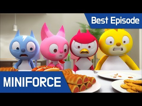 Miniforce Best Episode 2