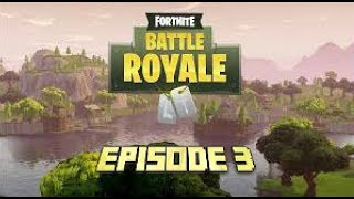 Fortnite episode 3   Anointment (also, I need to get good!)
