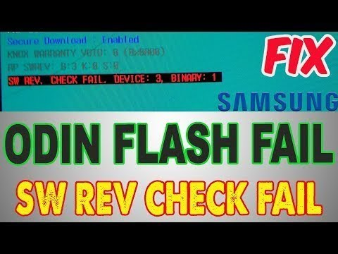 Download Odin Flash Fail While Flash Any Samsung Devices How To Fix