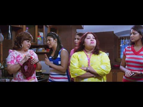 ഇതെന്റെ ബോയ് ഫ്രണ്ടിന്റെ ജട്ടിയാ | #Malayalam Slapstick #Comedy | #New Malayalam movie
