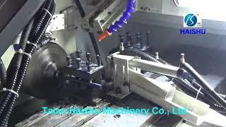 Automatic CNC Lathes