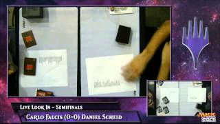 GP LA Semifinals Part 1