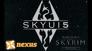 Skyrim SE: SkyUI 5.1 and SKSE64 Installation Nexus Mod Manager Tutorial