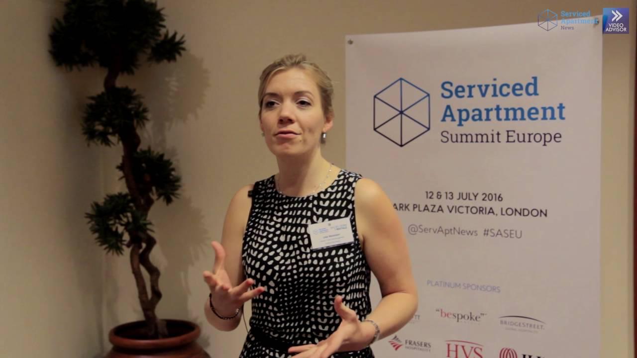 SAS Europe 2016 interviews: Lisa Neubueser, Invesco Real Estate