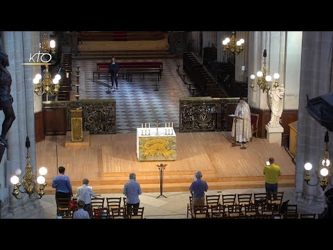 Vêpres du 23 juillet 2020 à Saint-Germain-l'Auxerrois