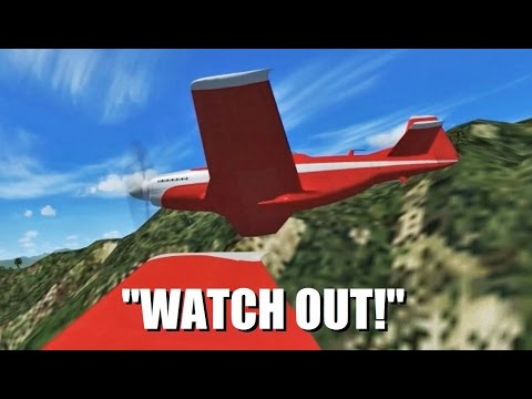 DOWNLOAD: FSX Multiplayer: P-51 Mustang Formation Flight