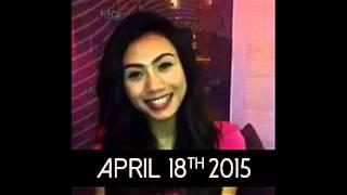 Gina Mannequin Teaser 18 April 2015