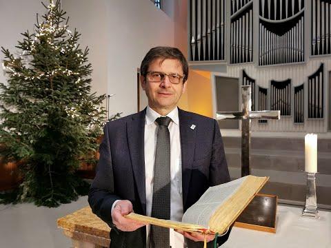Der Evangelische Kirchenkreis Bonn wünscht frohe Weihnachten!
