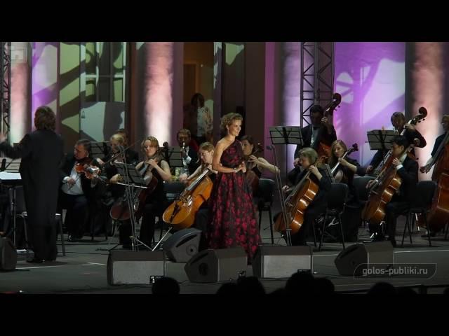 Анастасия Белукова - Ария Розины (Una voce poco fa)