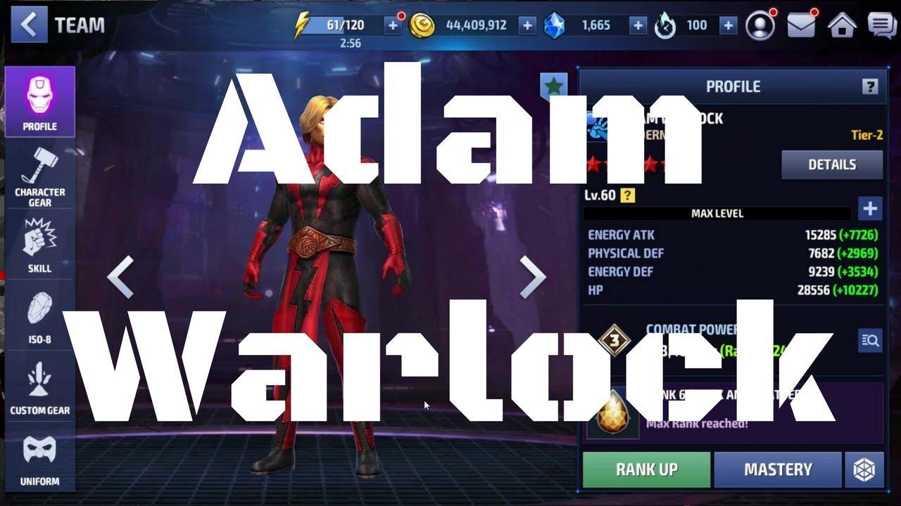 รีวิว Adam Warlock T2