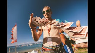 Eduard Todor LIVE Magic at Splore Festival 2018