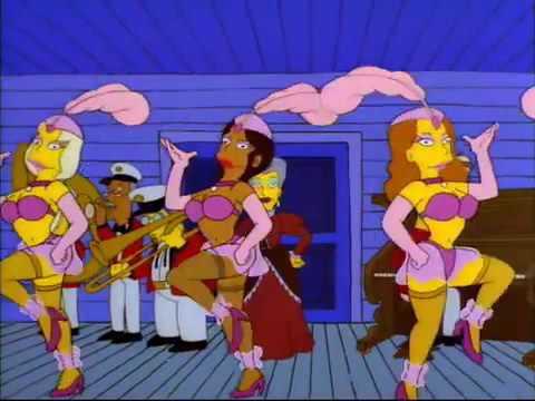 Canción El Spring de Springfield   Los Simpson