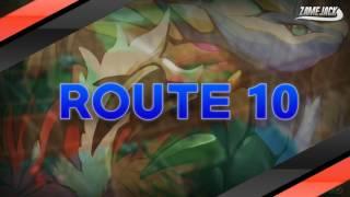 Pokémon X & Y: Unova Route 10