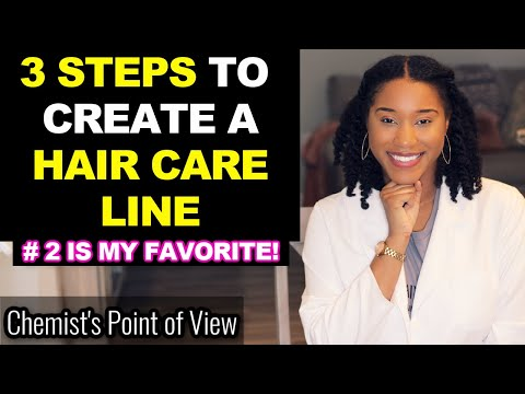 , title : '3 PROFITABLE STEPS TO CREATING A HAIR CARE LINE!
