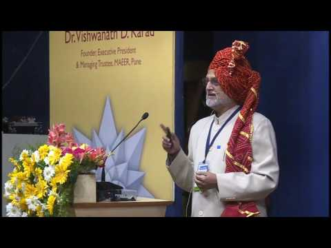 Speech by Hon.Rajendra Shende at Peace Symposium