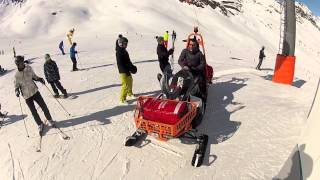 preview picture of video 'Wintersport Sölden 2013'