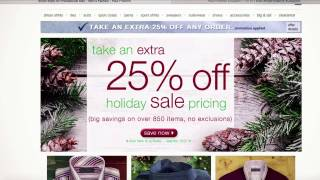 How to use Paul Fredrick Coupons at I'm in!